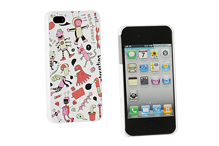 coque iphone 4 fantaisie