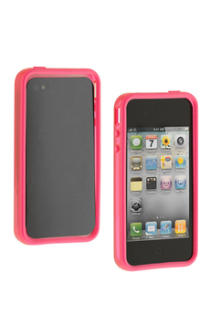 Housse pour iPhone Bumper x2 iPhone 4/4S Muvit