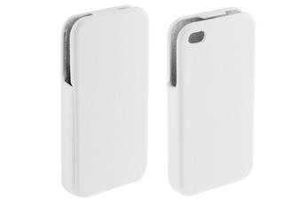 Housse pour iPhone Etui blanc pour iphone 4/4S Muvit