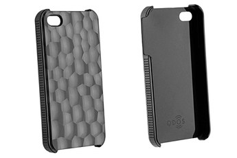 Housse pour iPhone ETUI CUBIC IPHONE4 Qdos