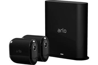 Caméra de surveillance Arlo PRO 3 PACK 2 CAMERAS NOIRES VMS4240B-100EUS