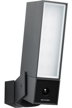 Caméra IP PRESENCE Netatmo