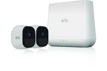 Caméra de surveillance Arlo VMS4230 Arlo Pro Pack 2 cameras   Darty 3b74ea393590