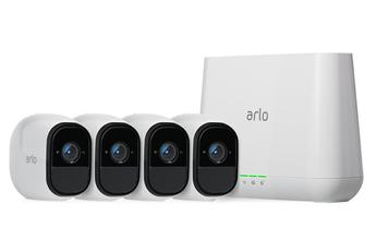 Caméra de surveillance VMS4430 Arlo Pro Pack 4 caméras Netgear