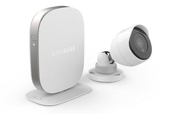 Caméra IP SNH-E6440 SMARTCAM HD OUTDOOR Samsung