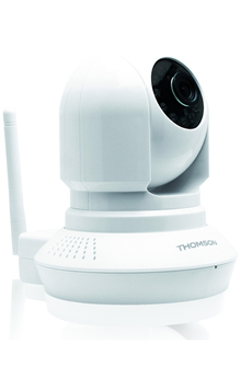 Caméra IP CAMERA INTERIEURE MOTORISEE 512392 Thomson