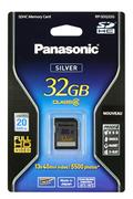 Panasonic CARTM SDHC32G CLASS6