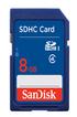 Sandisk SDHC 8GO photo 1