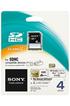 Sony SDHC 4G CLASS4 photo 3