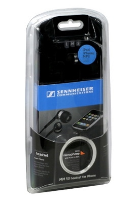 Sennheiser MM50 Iphone