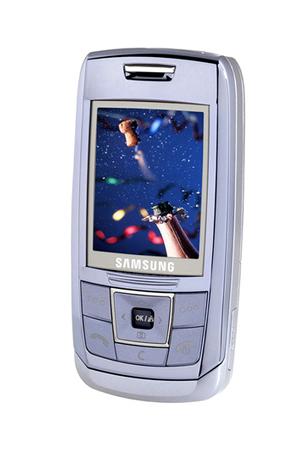 les jeux de samsung sgh-e250i