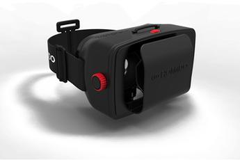 Casque de réalité virtuelle CASQUE DE REALITE VIRTUELLE Homido