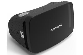 Casque de réalité virtuelle GRAB NOIR Homido