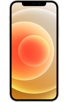 iPhone Apple APPLE IPHONE 12 256Go WHITE 5G