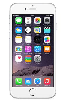 iPhone IPHONE 6 128GO ARGENT Apple