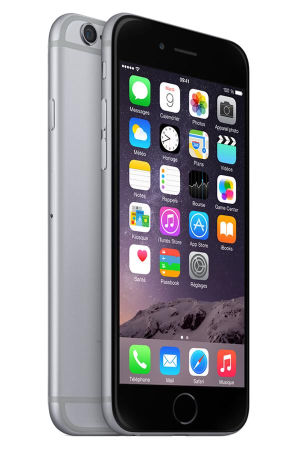 apple iphone 6 128go gris sideral smartphonespaschers. Black Bedroom Furniture Sets. Home Design Ideas