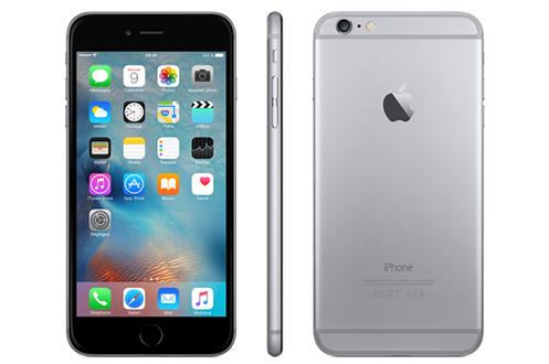 iphone apple iphone 6 plus 128 go space grey iphone 6 plus 4043090 darty. Black Bedroom Furniture Sets. Home Design Ideas