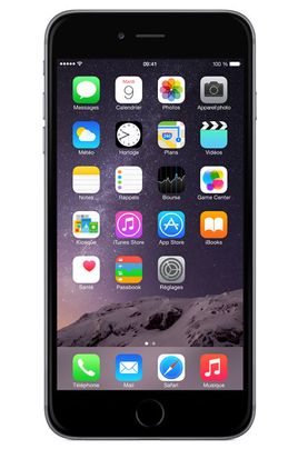 Apple IPHONE 6 PLUS 128 GO SPACE GREY