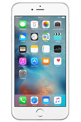iphone apple iphone 6 plus 16go argent iphone6plus 4042786 darty