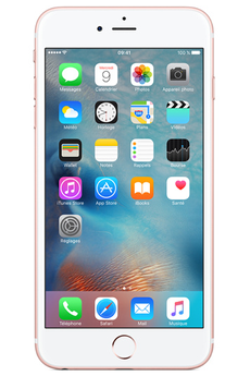 iPhone IPHONE 6S PLUS 16GO OR ROSE Apple