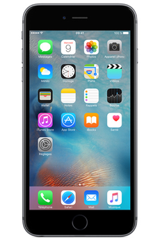 iPhone Apple IPHONE 6S PLUS 128GO GRIS SIDERAL