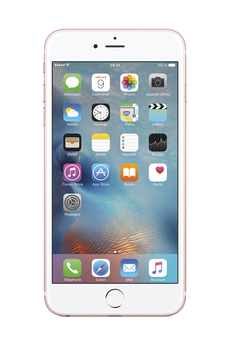 iPhone IPHONE 6S PLUS 128GO OR ROSE Apple