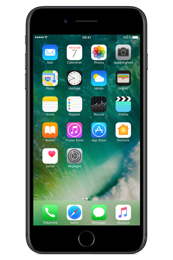 pack smartphone apple iph7p128gbk tpd 5057353. Black Bedroom Furniture Sets. Home Design Ideas