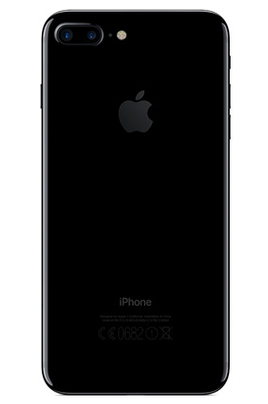 iphone apple iphone 7 plus 128 go noir de jais iphone 7 plus darty. Black Bedroom Furniture Sets. Home Design Ideas