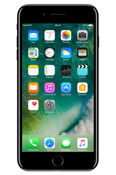 iPhone IPHONE 7 PLUS 256 GO NOIR DE JAIS Apple