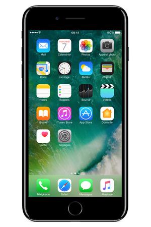 iphone apple iphone 7 plus 32 go noir de jais iphone 7 plus darty. Black Bedroom Furniture Sets. Home Design Ideas