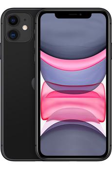 IPhone 11 Black 128 Go Smartphone