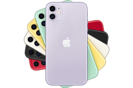 iPhone Apple IPHONE 11 128GO VIOLET V2