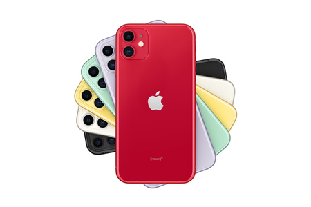 iPhone Apple IPHONE 11 128GO ROUGE V2