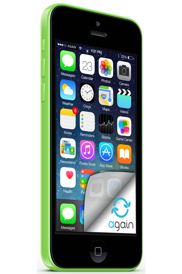 iphone reconditionn apple iphone 5c 16go vert. Black Bedroom Furniture Sets. Home Design Ideas