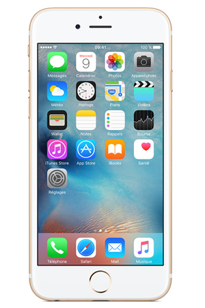 iPhone Apple IPHONE 6S 64GO OR - iphone 6s   Darty adca582fe243