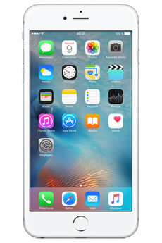iPhone Apple IPHONE 6S PLUS 32 GO ARGENT