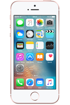 iPhone IPHONE SE 128GO OR ROSE Apple