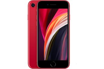 iPhone Apple SE 128Go RED