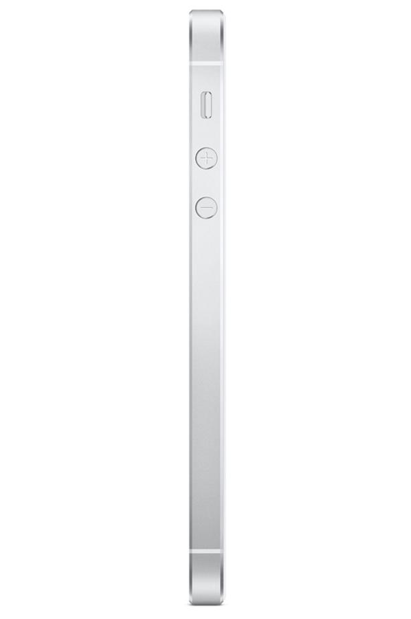iphone apple iphone se 16go argent iphone se 4043316 darty. Black Bedroom Furniture Sets. Home Design Ideas