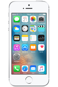 iPhone IPHONE SE 16GO ARGENT Apple