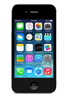 iPhone IPHONE 4S 8GO NOIR Apple