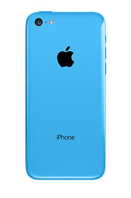 iphone apple iphone 5c 16go bleu 3812057 darty. Black Bedroom Furniture Sets. Home Design Ideas