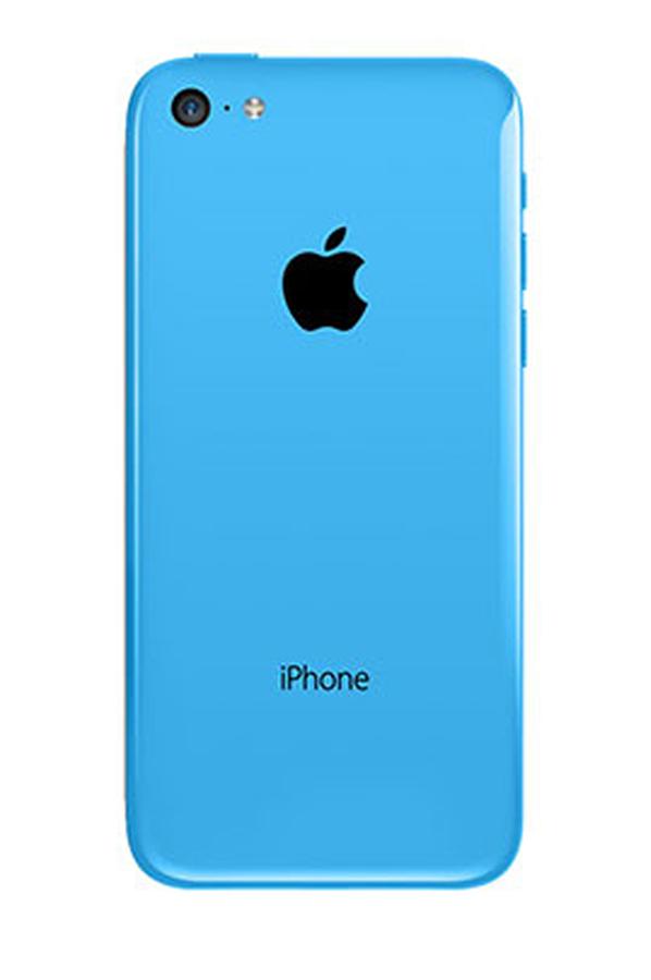 iphone apple iphone 5c 16go bleu darty. Black Bedroom Furniture Sets. Home Design Ideas
