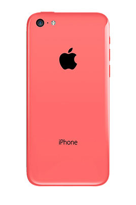 iphone apple iphone 5c 16go rose 3812073 darty. Black Bedroom Furniture Sets. Home Design Ideas