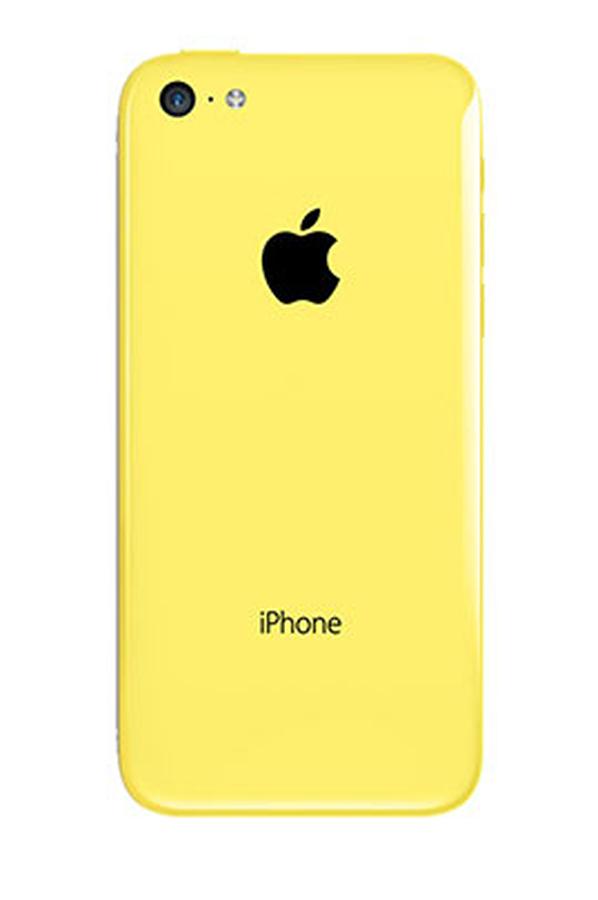 iphone apple iphone 5c 32go jaune darty. Black Bedroom Furniture Sets. Home Design Ideas