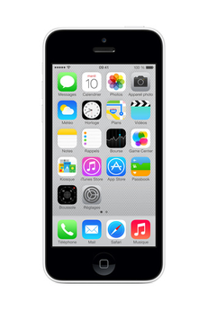 iPhone 5C - 8 Go Blanc