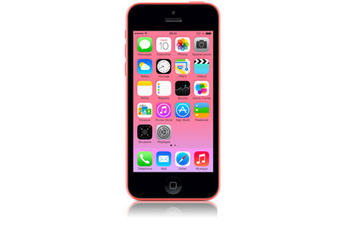 DARTY - iPhone Apple IPHONE 5C 8GO ROSE