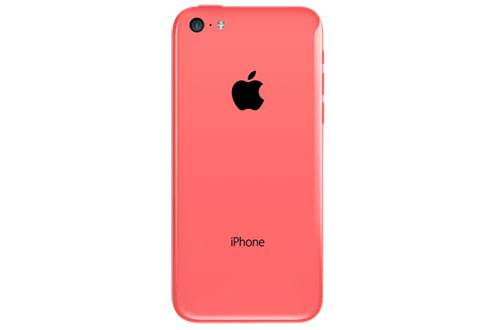 Iphone apple iphone 5c 8go rose 4012593 darty for Photo ecran iphone 5c