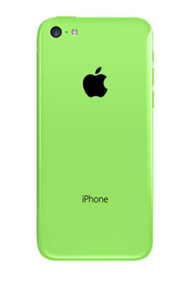 iphone apple iphone 5c 8go vert 4012640 darty. Black Bedroom Furniture Sets. Home Design Ideas