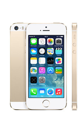 iPhone Apple IPHONE 5S 16GO OR
